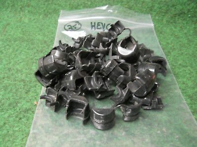 """Lot of (25) Heyco 1497 SR31-2 Strain Relief Bushing Wire Cable Fits 1/2""""  K-O"""