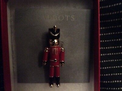 Talbot little drummer boy brooch BNWT- unwanted gift