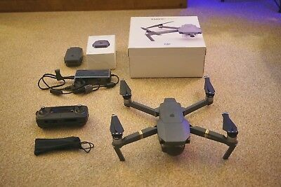 DJI Mavic pro *Great condition* barely used **INC 2 BATTERIES** XMAS DELIVERY **