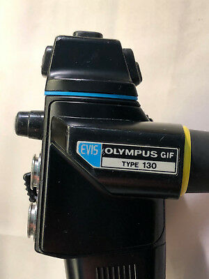 Olympus GIF-130 Gastroscope Endoscope Endoscopy, Case