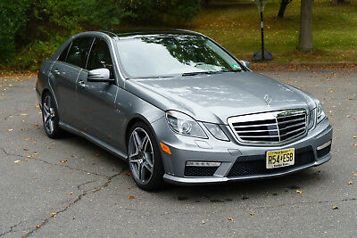 2010 Mercedes-Benz E-Class  2010 Mercedes Benz E63 AMG with warranty!