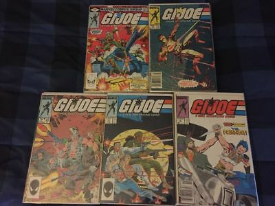 G.I. Joe Marvel Comics Run Lot Collection #1 - #100 & Special Missions #1 - #16