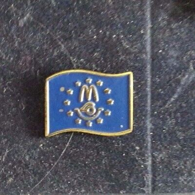 Original Mcdonald Mcdonald MCDPIN Badge - Mc Donald /  EU Flagge