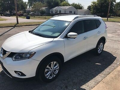 2016 Nissan Rogue SV AWD 2016 NISSAN ROGUE SV AWD NAVIGATION, ALL VIEW CAMERA 5K MILES CLEAN TITLE