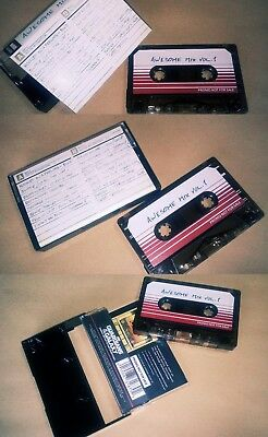 Guardians Of The Galaxy: Awesome Mix Vol. 1 PROMO [Cassette] Bowie,Marvin Gaye