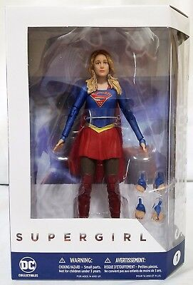 Supergirl CW DC Collectibles DC TV Action Figure