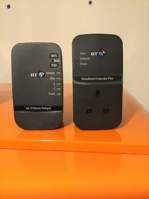 BT Wi-Fi Home Hotspot – Broadband Extender 500 Kit (Used)