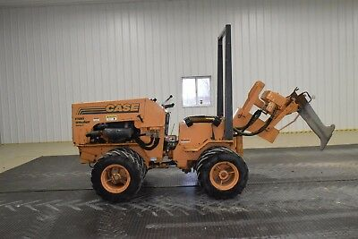 CASE MAXI SNEAKER C SERIES 4X4 VIBRATORY CABLE PLOW Ditch Witch Vermeer NO RSV!!
