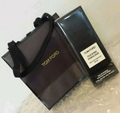 BRAND NEW SEALED TOM FORD FUCKING FABULOUS EDP(50ml) Limited Edition-Ideal Gift