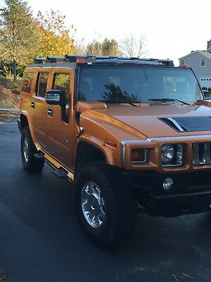 2006 Hummer H2 Luxury package 2006 H2 Hummer...loaded