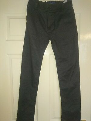 Next premium grade boys dress trousers Age 13 perfect for Christmas parties
