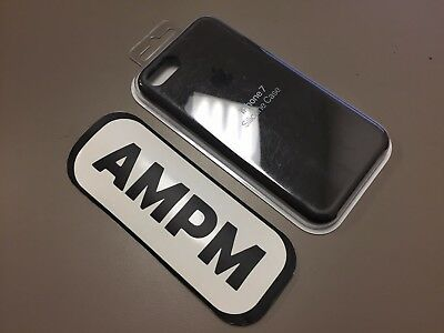 New Apple Iphone 7 Silicone Case Sealed OEM Authentic - Cocoa Genuine Apple