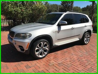 2011 BMW X5 xDrive50i 2011 xDrive50i Used Turbo 4.4L V8 32V Automatic AWD SUV Premium