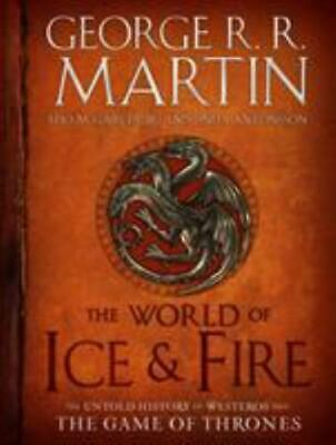 A Song of Ice and Fire:The World of Ice and Fire: The Untold History(0553805444)
