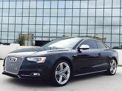 2014 Audi S5 Supercharged 2014 audi s5