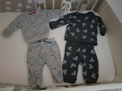 3-6 months boys mini club and Disney Mickey mouse