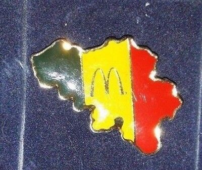 Original Mcdonald Mcdonald MCDPIN Badge - Mc Donald / Staat / Belgien