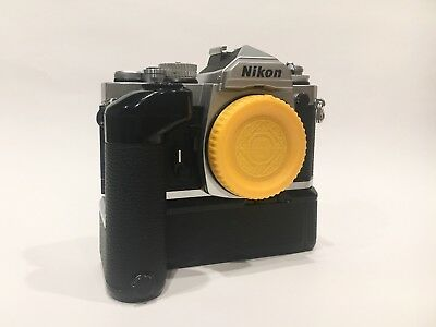 Near Mint - Nikon FM3A 35mm SLR Camera with MD12 Motor Drive