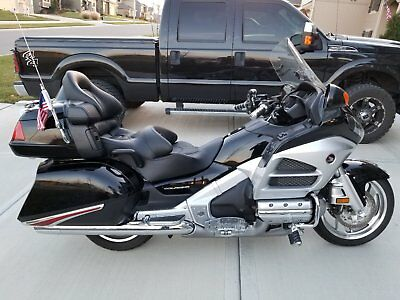 2012 Honda Gold Wing  2012 Honda Gold Wing