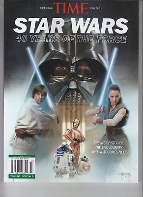 Time Special Edition 2017, Star Wars, Brand New/Sealed