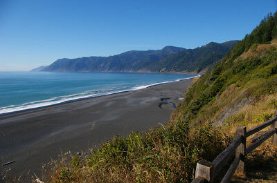 Wow! Humboldt County Ca Land California Shelter Cove Ocean Lot!