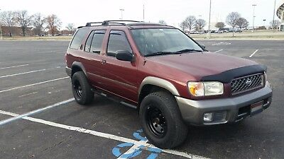2001 Nissan Pathfinder SE 2001 Nissan Pathfinder SE 5 Speed Manual 2 Wheel Driver 1 Owner Detailed Records