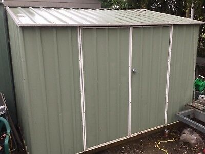 GARDEN SHED 3 X 3 Metre with barn style double doors
