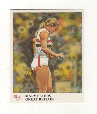 Great Britain Athletics. Mary Peters