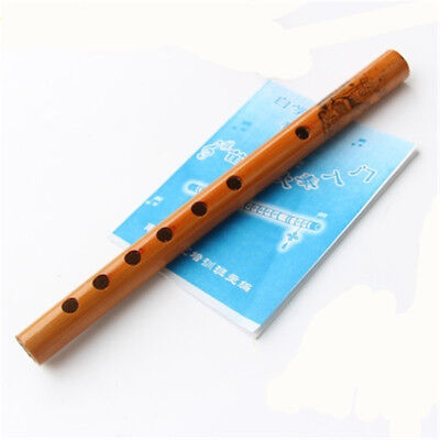 Chinese Traditional 6-Hole Bamboo Flute Clarinet Student Musical Instruments
