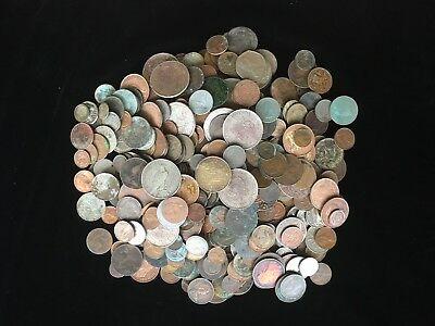 2.5kg of Low Grade World Coins and Tokens