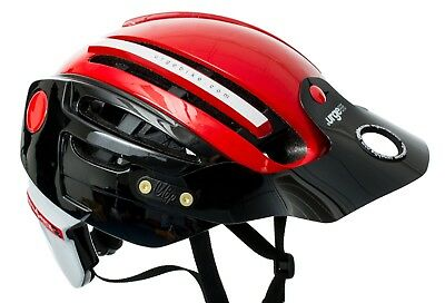 Casque Vtt Urge Endur O Matic 2 Black Red Lg/xl