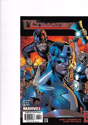 The Ultimates #13 (First Series) Marvel Comics 2004 - Bryan Hitch Art