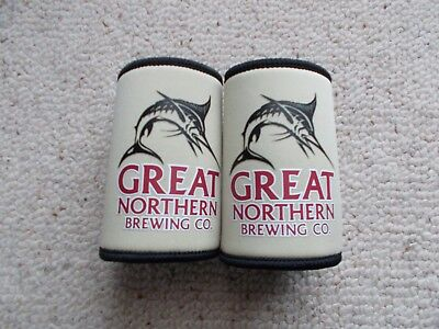 GREAT NORTHERN  STUBBY HOLDERS x 2 oFF  - NEW