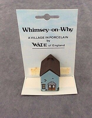 Rare Wade Whimsey-on-Why Police Station on Original Card Set 5 Perfect Condition