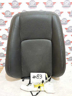 Lexus IS250 IS350 2014 2015 2016 right driver side seat Airbag and seat cover