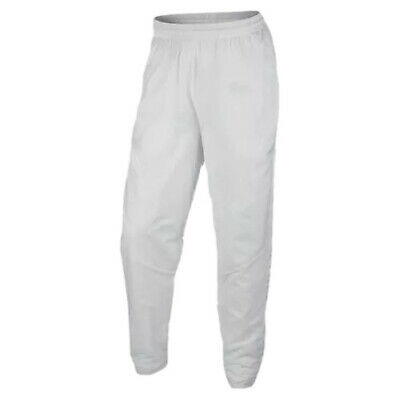 ca8a9e1624e Nike Air Jordan Wings Woven Mens Sweatpants White Sz S M L XL 2XL  [843102-100