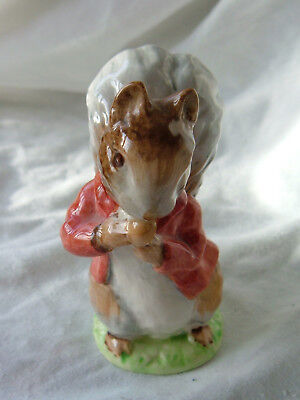 """Beswick Beatrix Potter's """"timmy Tiptoes"""" Ideal Christmas Gift"""