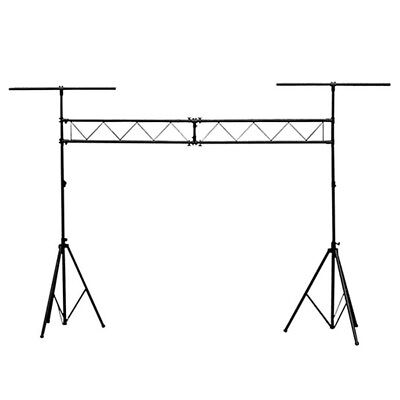 Truss Stand Projector Mount DJ Stage Lighting with T Bar Trussing System 12.5ft