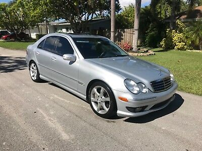 2007 Mercedes-Benz C-Class Sport Mercedes Benz C230 sport 6 speed 2007