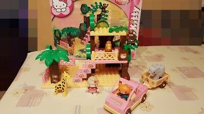 Hello Kitty Play Big Bloxx  5 Sets
