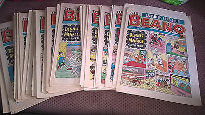 BEANO COMICS from 1981 - pick any 3 issues for 99 pence! *GREAT RETRO GIFT IDEA*