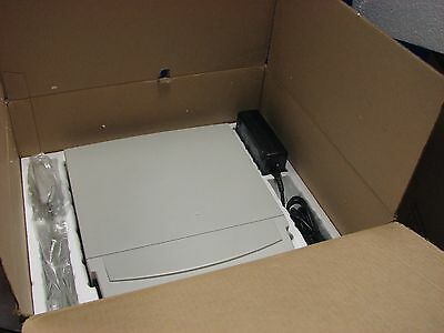 New In Box - Tektronix Xp214M - Base, Mouse, Power Supply, & Power Cables Only