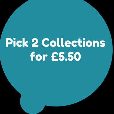 Classic eBook Collections - ANY 2 Single Disc COLLECTIONS FOR £5.50 on Data DVDs