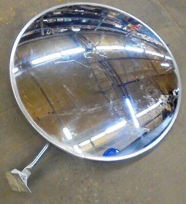 Convex Warehouse Safety/retail Mirror, 25'' Diameter