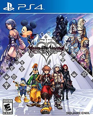 KINGDOM HEARTS 2.8 II.8 PLAYSTATION 4 PS4 SEALED USA SELLER FAST New F