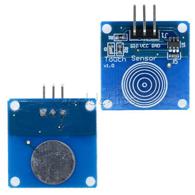 1/2/5/10PCS Capacitive Touch Switch TTP223B Touch Sensor Module for Arduino