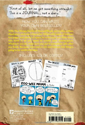 Diary of a wimpy kid do it yourself book by jeff kin 1567 the wimpy kid do it yourself book revised and expanded edition solutioingenieria Gallery