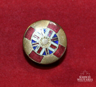Legion of Frontiersmen's Members Pin.  Numbered.   (inv11177)