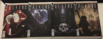 Fire And Stone Full Series (Alien, Predator, AVP And Prometheus) Dark Horse