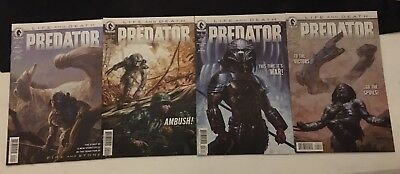 Life And Death Full Series (Alien, Predator, Avp And Prometheus) Dark Horse